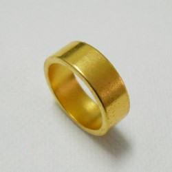 PK MAGNETIC RING - GOLD