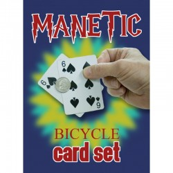Magnetic Cards, Bicycle SET 1R & 1B