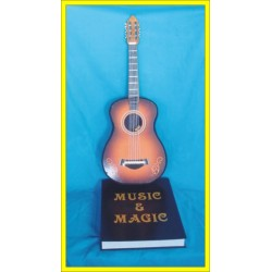 APPEARING GUITAR FROM BOOK